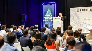 Los fondos Next Generation, uno de los grandes temas de debate del congreso de REBUILD
