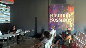 Inaugurado el Pabellón de Perú en la 17ª Exposición de Arquitectura de la Bienal de Venecia