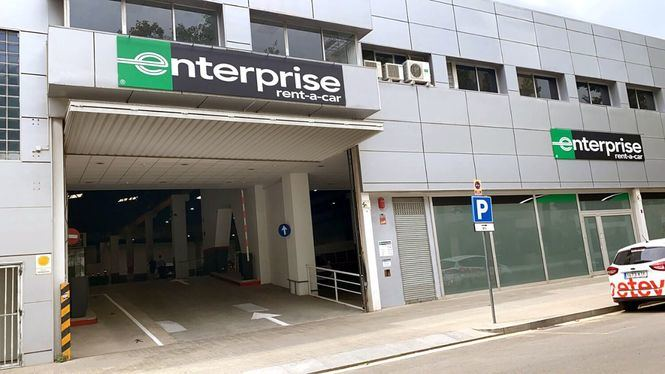 Enterprise Rent-A-Car abre una nueva flagship en Barcelona