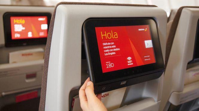Iberia ofrecerá cursos de formación en sus vuelos intercontinentales
