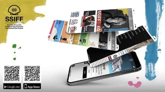 Sigue el Festival de San Sebastián en directo a través de su web, app y redes sociales