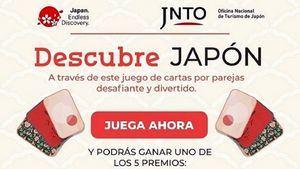 Un juego online para descubrir Japón