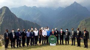 Machu Picchu, la primera maravilla del mundo sostenible