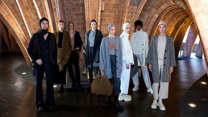 Lebor Gabala homenajea el tweed, la única tela del mundo hecha a mano con denominación de origen