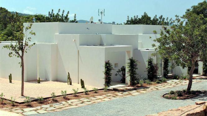 Lujo y sofisticación en la Ibiza más rústica y rural