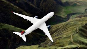 Delta Air Lines, Chevron y Google medirán las emisiones de combustible de la aviación sostenible