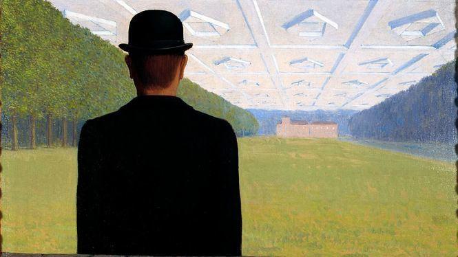 La máquina Magritte, en el Museo Thyssen