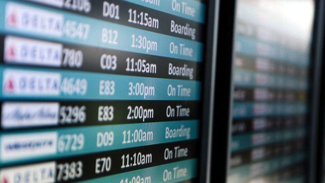 Reclamar a la aerolínea o a la agencia de viajes en el caso de vuelos cancelados por Covid19