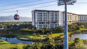 El resort Vidanta Nuevo Vallarta, en Riviera Nayarit, contará con un espectacular teleférico