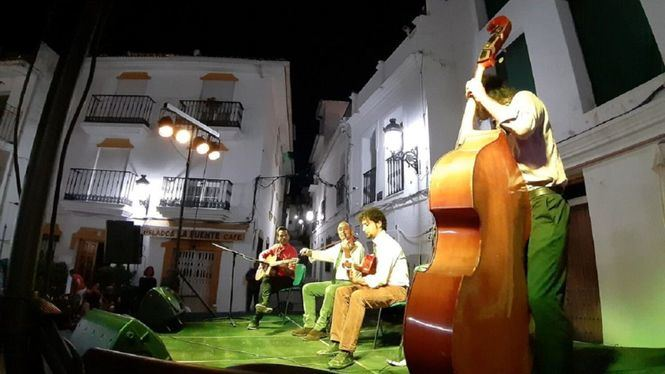 Ojén celebra el VI Festival de Jazz el domingo 19 de septiembre