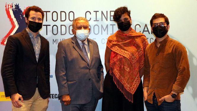 Con el filme Hotel Coppelia se inició la X edición de la muestra de cine dominicano