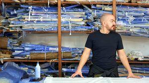 Juan Duyos lleva a la Mercedes Benz Fashion Week Madrid su colección inspirada en Madeira