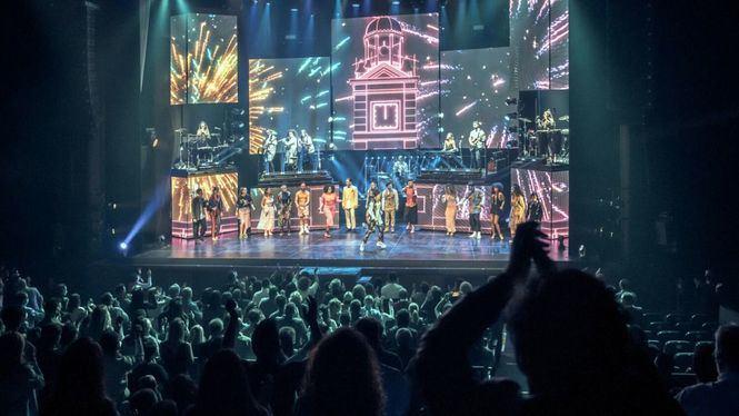 Cruz de navajas, el musical de Mecano, estrena segunda temporada en Espacio Raro