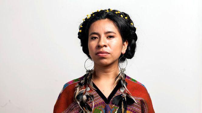 Sara Curruchich, cantautora, insurgente y soñadora