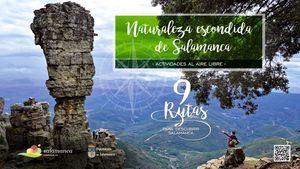 Rutas turísticas por los rincones naturales más recónditos de Salamanca
