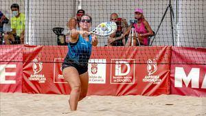 El torneo Sand Series ITF Beachtennis Gran Canaria reúne a la elite del tenis