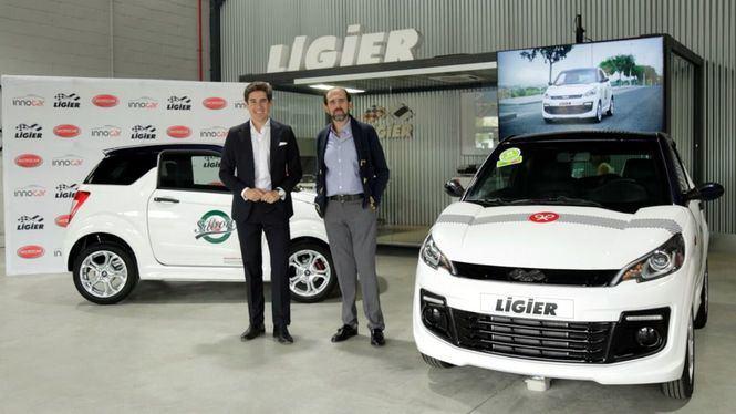 Ligier JS50 Silbon, el cuadriciclo más exclusivo para promocionar la marca Córdoba