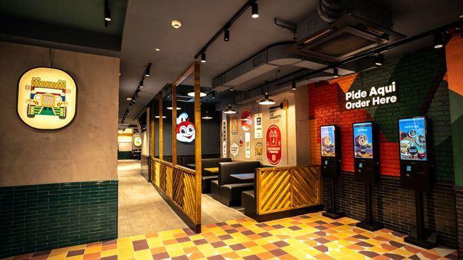 Abre el primer restaurante Jollibee en España
