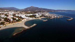Marbella insta al Gobierno a ejecutar los proyectos para estabilizar el litoral marbellí