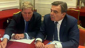Reunión de urgencia para canalizar acciones de la UE tras la erupción volcánica de La Palma
