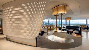 Nueva sala VIP de Air France en la terminal 2F de París-Charles de Gaulle