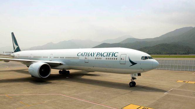 Cathay Pacific celebra 75 años de historia