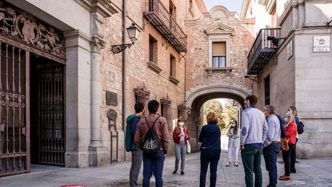 No sé ni donde vivo. Open House Madrid abre al público espacios inéditos de la capital