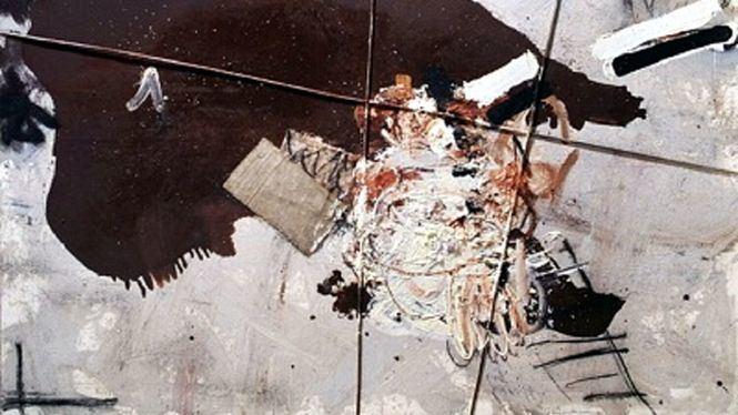 Tàpies: sugestión táctil. Homenaje pictórico a Antoni Tàpies
