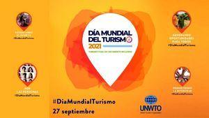 Turismo para un crecimiento inclusivo, lema para el Día Mundial del Turismo 2021