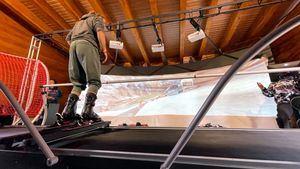 Presentado el simulador de esquí más innovador del mundo