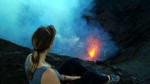 Los volcanes activos más visitados del mundo