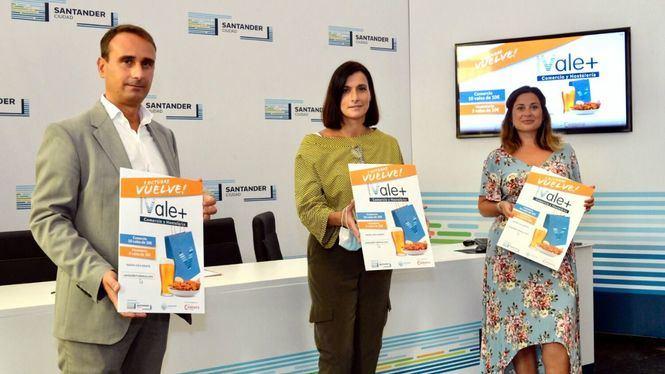 Nueva campaña de Santander para estimular el comercio y la hostelería de la ciudad