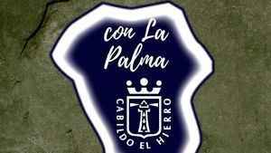 Declaración institucional de apoyo del Cabildo de El Hierro a La Palma por la crisis volcánica