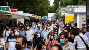 La Feria del Libro de Madrid se despide hasta mayo de 2022