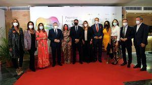 Entrega de los Premios Andalucía del Turismo
