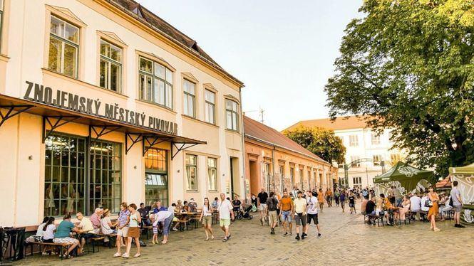 El camino del oro líquido checo
