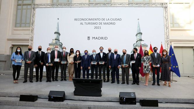 Madrid reconoce al sector turístico su esfuerzo y dedicación a la ciudad