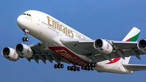 Emirates introducirá el A380 a medida que la demanda de viajes crezca