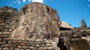 Torreon del templo del sol