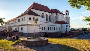 Castillo Spilberk. Brno