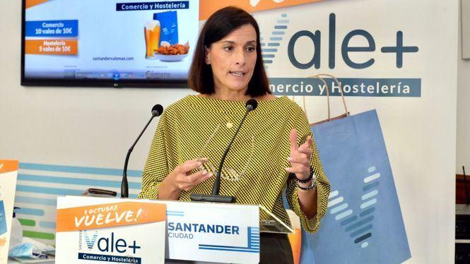 Comienza la campaña Santander Vale+ para estimular el comercio y la hostelería