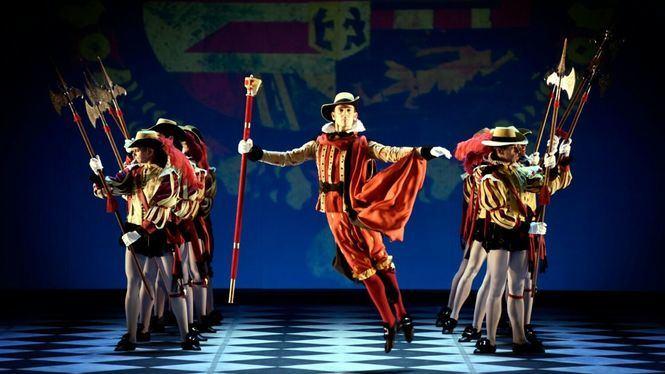 Vamos a celebrar el Centenario Antonio Ruiz Soler en el Teatro Real con el BNE