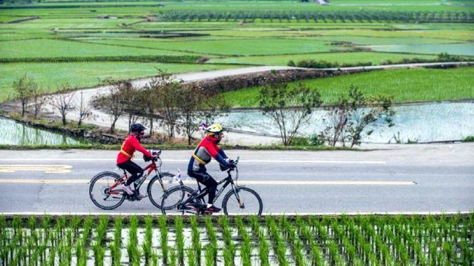 La Feria de viajes de Taipéi tiene al turismo en bicicleta como tema principal