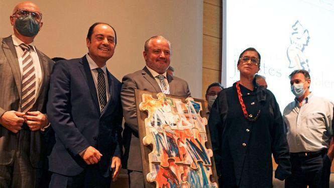 El Tribunal de las Aguas de Valencia recibe el Premio Gregori Mayans