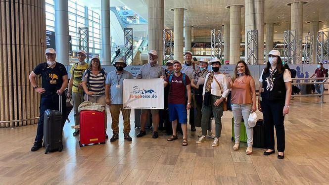 Los grupos de turistas españoles ya pueden entrar en Israel