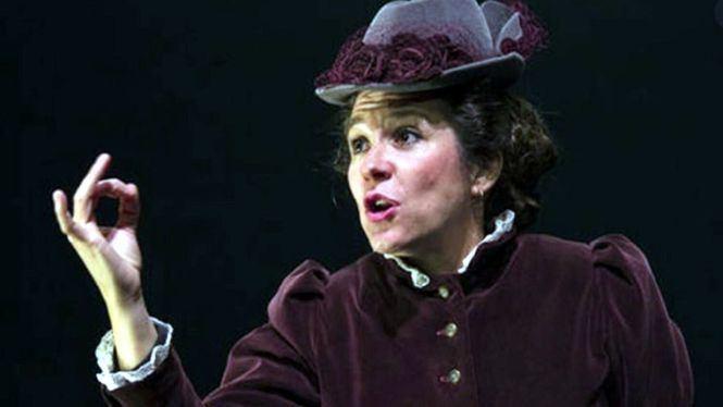 Emilia, que homenajea a Pardo Bazán, vuelve a Teatro del Barrio