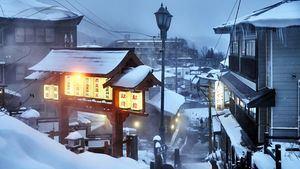 Tesoros de Yamagata: Monstruos de nieve, pistas de esquí y aguas termales
