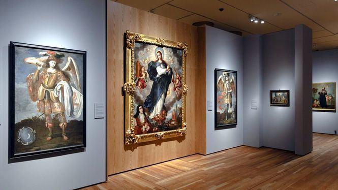 Museo del Prado: Tornaviaje. Arte Iberoamericano en España