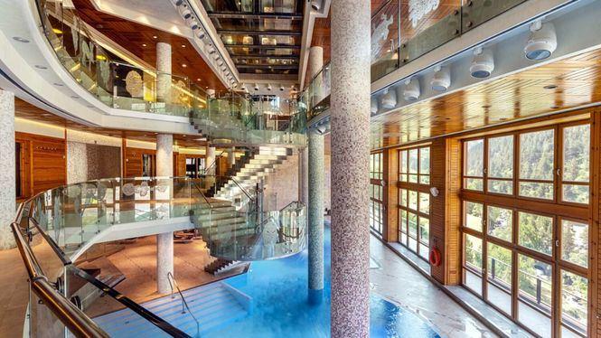 Sport Hotel Hermitage & Spa, el resort con el mayor spa de Andorra