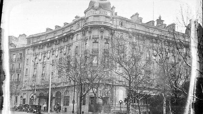 Hotel Ritz de Madrid 100 años de historia